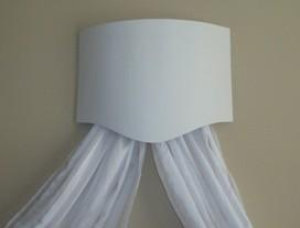 Curved Single Scallop Crown