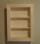 Two Shadow Boxes / Keepsake Displays